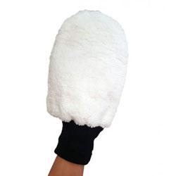 guante manopla microfibra